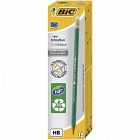 Карандаш чернографитный Bic Evolution ECO HB с ластиком